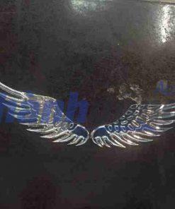 Lô gô trang trí đôi cánh thiên thần