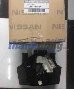 Cáp còi Nissan Navara