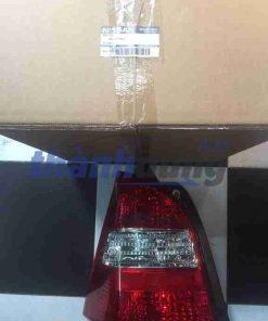 Đèn hậu Nissan Livina