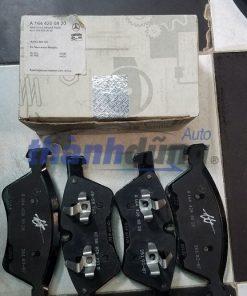 MÁ PHANH TRƯỚC MERCEDES BENZ E350, E500, ML350, GL450, R350
