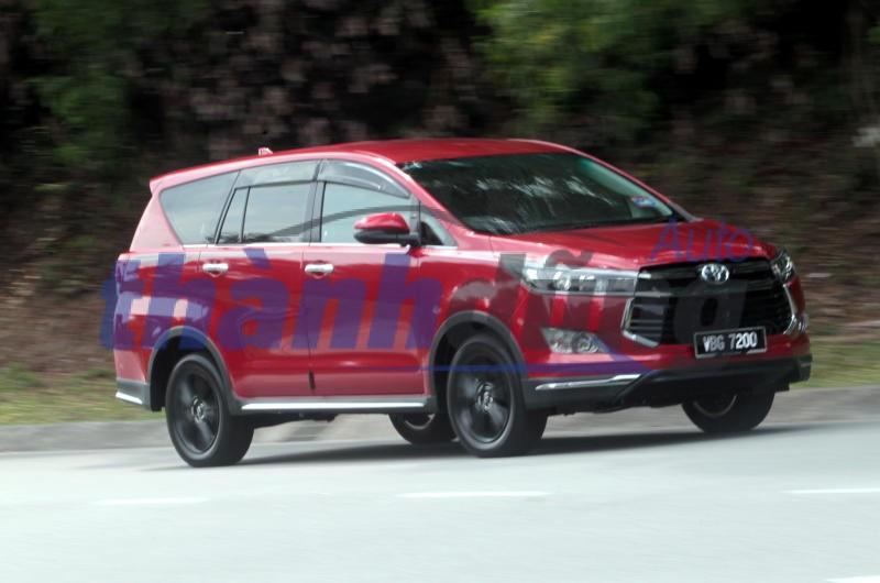 Sử dụng Toyota Innova cần lưu ý gì