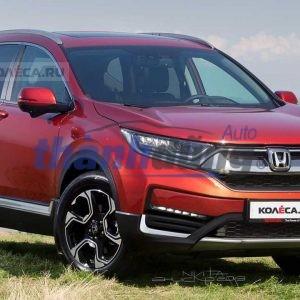 HONDA CRV 2020 LỘT XÁC HOÀN TOÀN MỚI