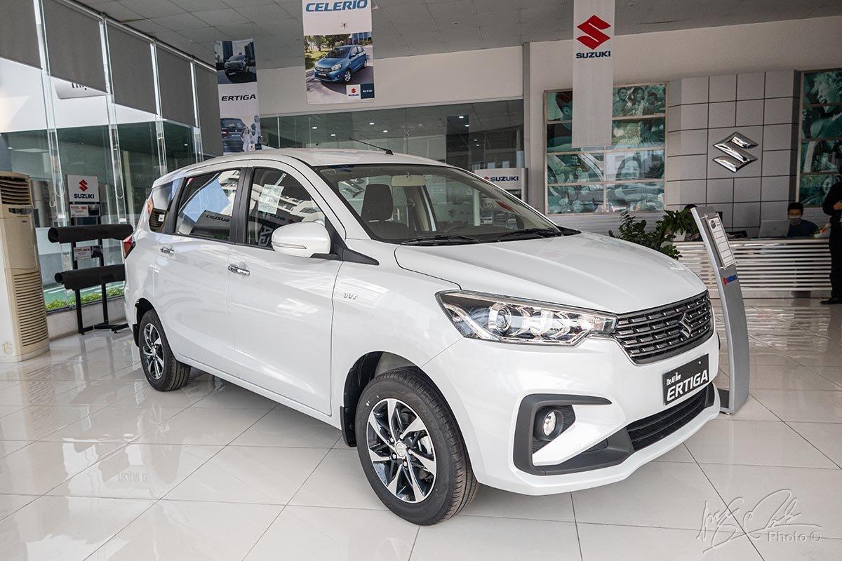 Hãng Suzuki nói gì về chất lượng xe Ertiga