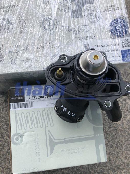 VAN HẰNG NHIỆT XE MERCEDES E200, E250