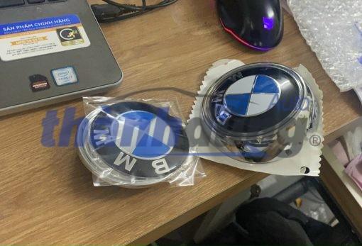 BIỂU TƯỢNG NẮP CAPO XE BMW X5, X6, 328I, 325I