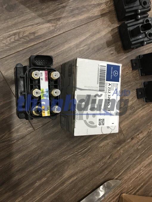 VAN CHIA HƠI NÂNG GẦM XE MERCEDES S300, S350, S500