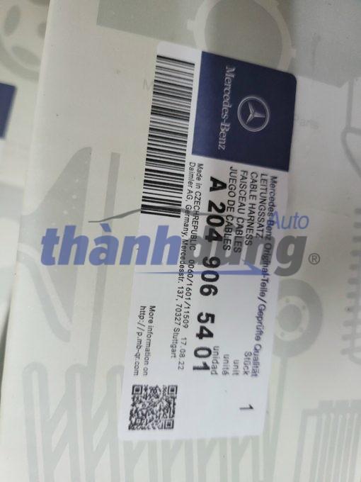 ĐÈN GẦM XE MERCEDES GL500, GL63 AMG